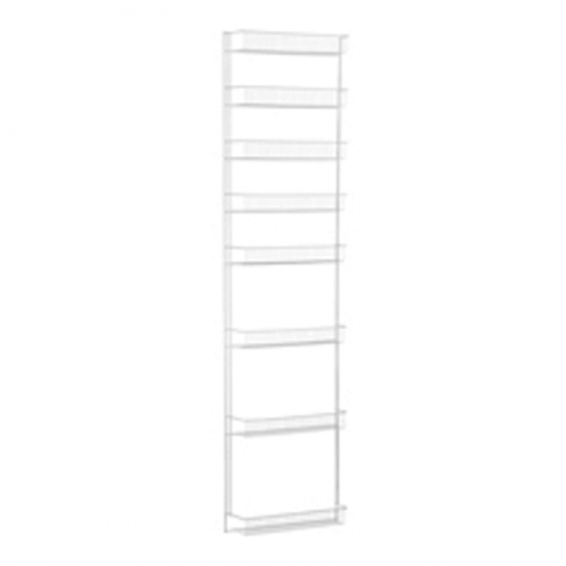 8 tier Pantry Spice rack Wide