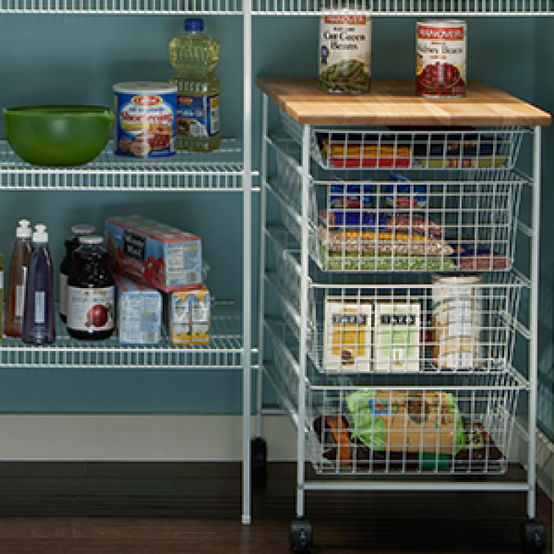Basket set for Pantry