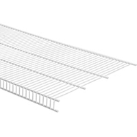 Close Mesh Wire Pantry Shelving