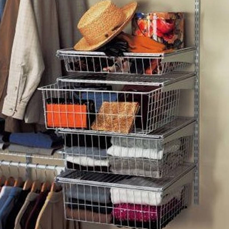 Shelftrack 4 Drawer Kit Wardrobe World Perth